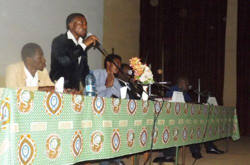 Article : «Le crocrodile du Botwanga» visionné par des universitaires camerounais