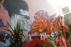 Wakh'Art Wall © Christian Elongue_Afropolitanis