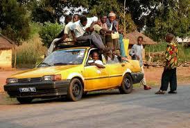 Surcharge de taxi au Cameroun