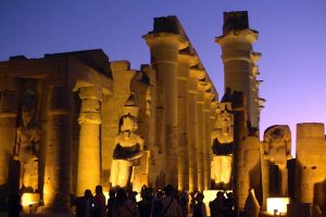 Adorable-Night-View-Of-The-Luxor-Temple-Egypt
