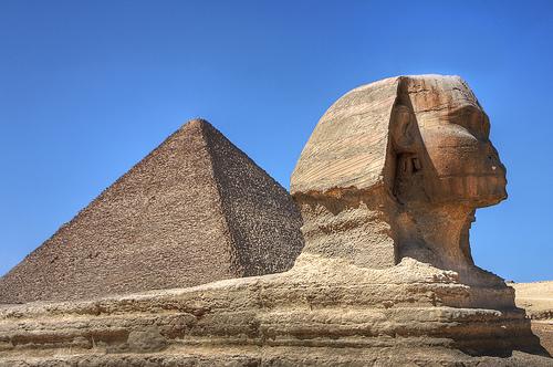Pyramides de Toutankhamon