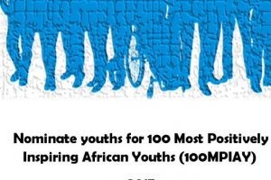 Most Inspiring African Youth _ Call for nomination_Afropolitanis