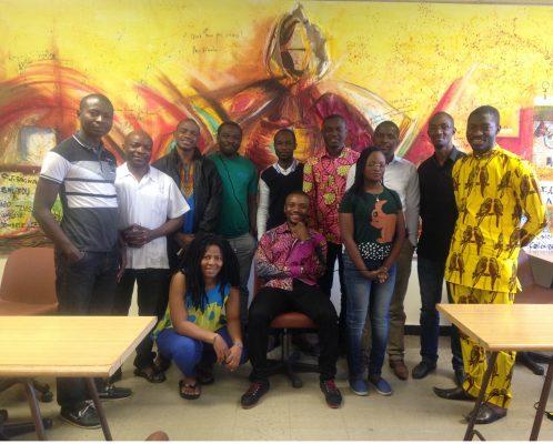 Au terme d-un atelier sur les reseaux socio-professionnel-universite-senghor-alexandriel|@Afropolitanis