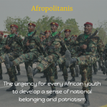 How and why should we urgently instill patriotism to every African children?