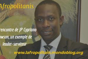 Cypriano Lawson_Jean Paul_Leader_Serviteur