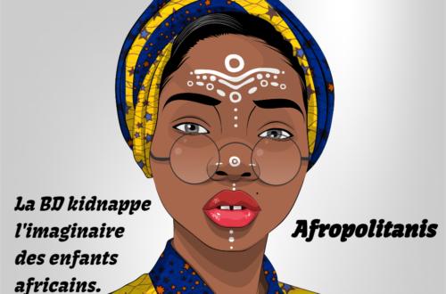 Article : Quand la bande dessinée kidnappe l'imaginaire des enfants africains