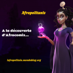 A la découverte d'Afrocomix, application mobile avec des BD et animations made in Africa