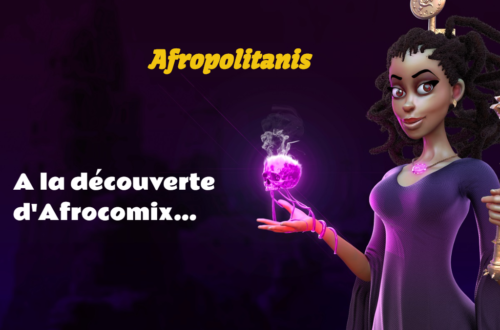 Article : A la découverte d'Afrocomix, application mobile avec des BD et animations made in Africa