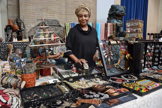 Commercialisation de l'art africain @Flickr