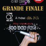 La grande finale du concours d'art oratoire au féminin de Charly Tchatch