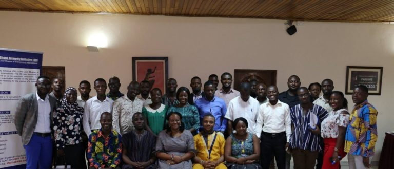 Article : An overview on the state of implementation of Anti-corruption policies in Ghana