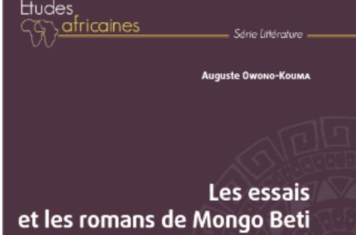 Article : Les Essais et les romans de Mongo Beti
